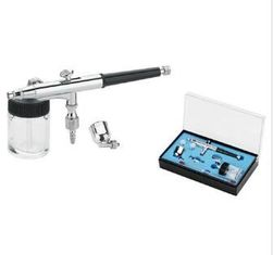 China Royal Professional Airbrush Set Copper Material Easy To Use And Durable AB-134S supplier