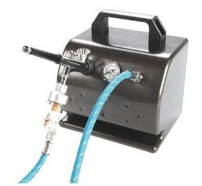 China Thermally Protected Mini Air Compressor TC-50K For Cosmetics And Airbrush Nail supplier