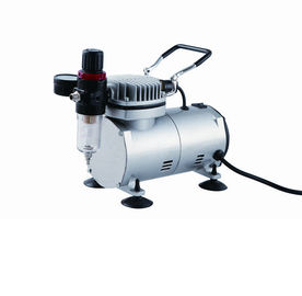 Airbrush Mini Electric Air Compressor TC-20B For Makeup And Scientific