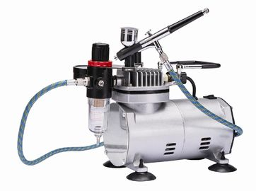Professional Silent Mini Air Compressor Oil Free Easy To Carry TC-20BK