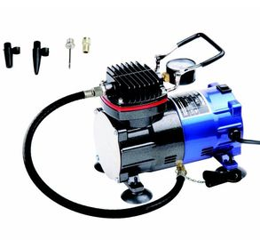 Silent Inflatable Air Compressor , Car Tyre Inflator Air Compressor TC-80W