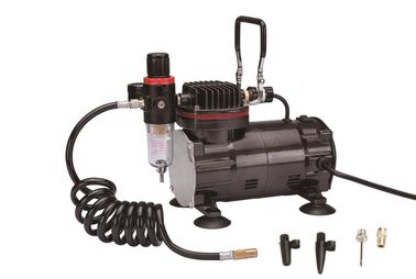 Mini Inflatable Air Compressor , Professional Airbrush Compressor TC-802W