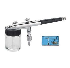 China Lightweight Double Action Airbrush Kit For Hairdressing And Body Care AB-133 factory
