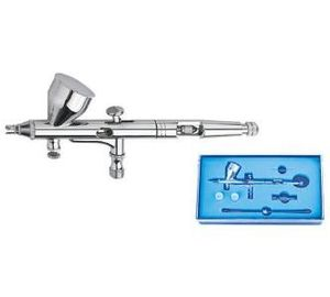 China High Performance Professional Airbrush Set Makeup Beauty Machine Kit AB-180S factory